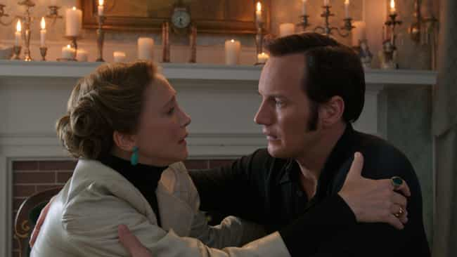 The Conjuring is listed (or ranked) 7 on the list What Your Favorite Horror Couple Says About Your Relationships