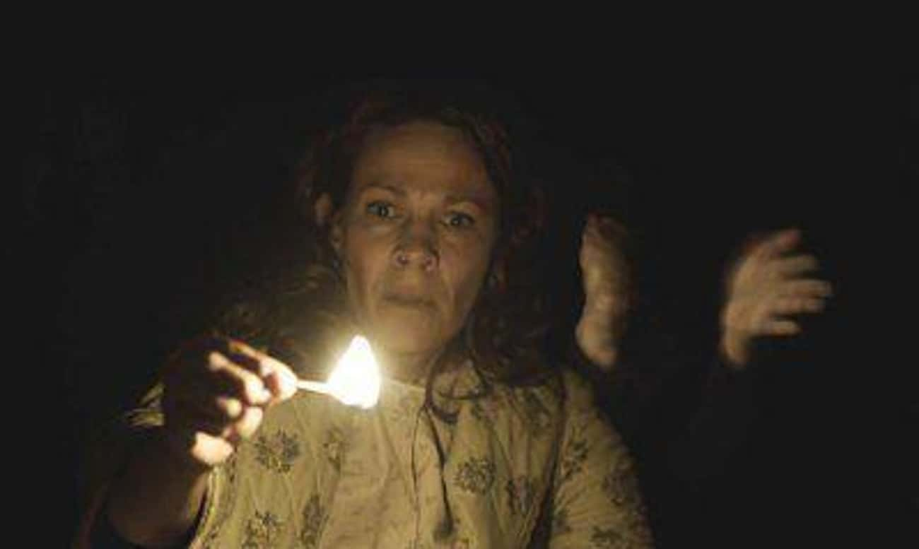 Clapping - 'The Conjuring' is listed (or ranked) 2 on the list 14 Things The 2010's Horror Movies Suddenly Turned Into Nightmare Fuel
