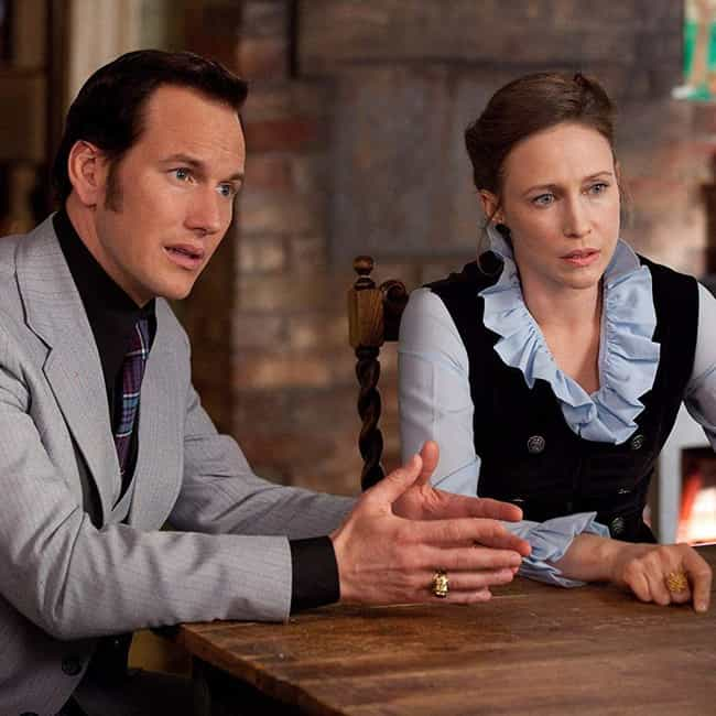 The Conjuring is listed (or ranked) 4 on the list The Best Couples in Horror Movies, Ranked