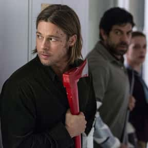 Gerry Lane is listed (or ranked) 15 on the list The Greatest Zombie Slayers in Movies