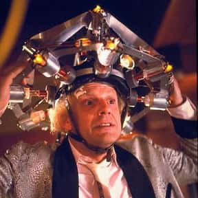 Dr. Emmett Brown is listed (or ranked) 1 on the list The All-Time Greatest Fictional Mad Scientists