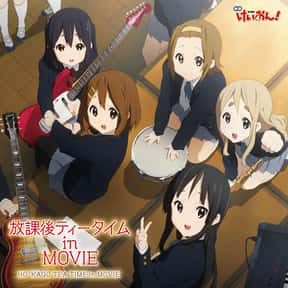 Eiga K-On! is listed (or ranked) 25 on the list The Best Anime Like Kids on the Slope