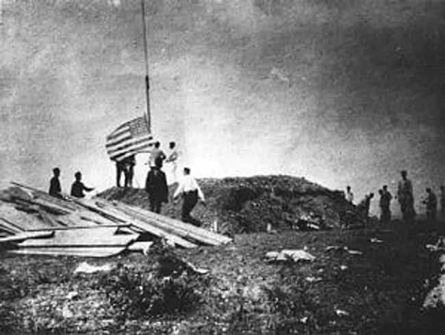 Action of 13 June 1898 ... is listed (or ranked) 2 on the list List Of Spanish-American War Battles