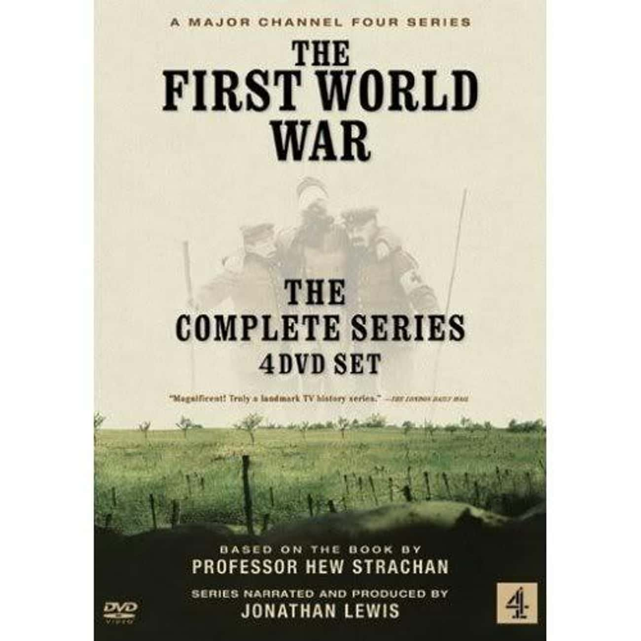 The First World War is listed (or ranked) 2 on the list The Best WWI Television Documentaries