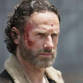 Rick Grimes is listed (or ranked) 25 on the list The Walking Dead Season 8 Death Pool