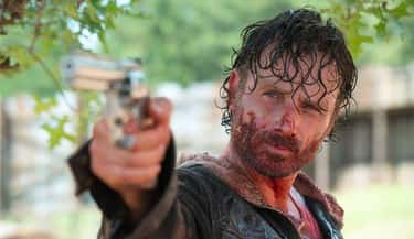 Leo (July 23-August 22): Rick Grimes