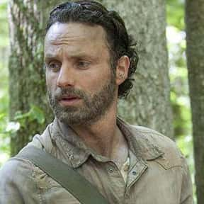 Rick Grimes is listed (or ranked) 16 on the list Easy Costumes If You Already Have A Beard or Mustache