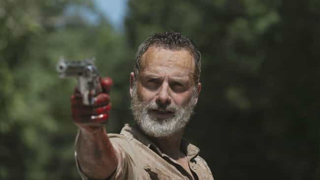 Rick Grimes is listed (or ranked) 4 on the list The Strongest Survivors On 'The Walking Dead,' Ranked