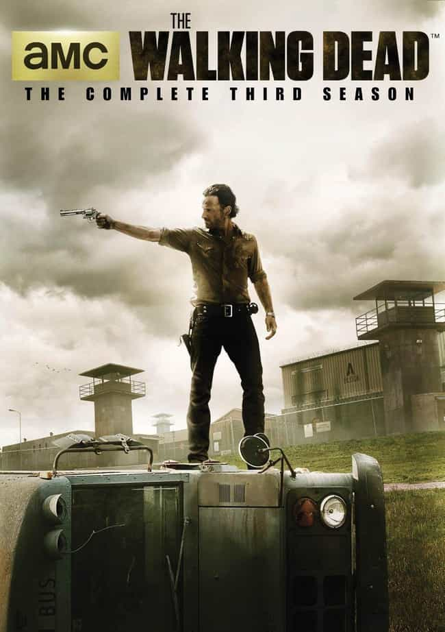 The Walking Dead - Season 3 is listed (or ranked) 4 on the list The Best Seasons of The Walking Dead