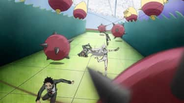 Deadman Wonderland - 'Deadman  is listed (or ranked) 2 on the list The 20 Most Dangerous Locations in Anime History
