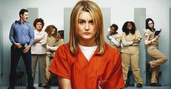 Orange Is the New Black ... is listed (or ranked) 3 on the list Shows That Should Have Been Only One Season