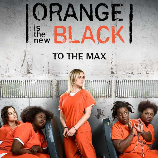 Orange Is the New Black is listed (or ranked) 3 on the list What to Watch If You Love 'Shameless'