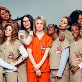 Orange Is the New Black is listed (or ranked) 10 on the list The Best TV Shows with Non-White Stars