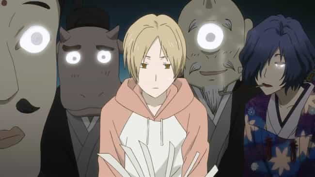Natsume's Book of Friends is listed (or ranked) 4 on the list The Best Anime Like Spirited Away