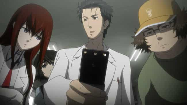 Steins;Gate is listed (or ranked) 8 on the list 13 Anime That Will Completely Blow Your Mind