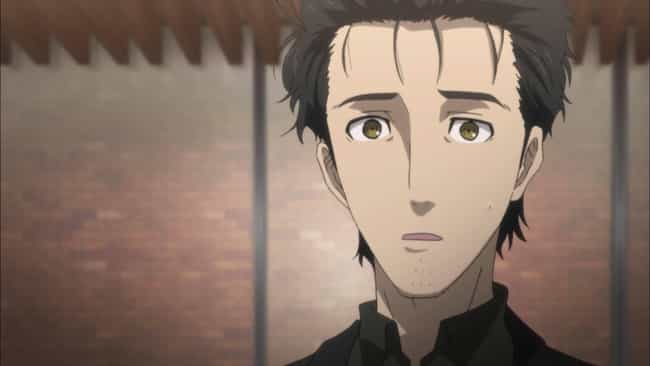 Steins;Gate is listed (or ranked) 3 on the list The 13 Best Anime Like Baccano!