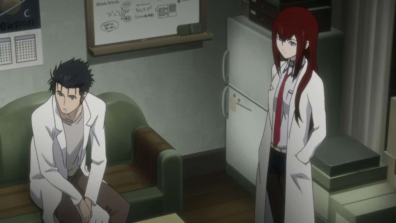 Steins;Gate is listed (or ranked) 4 on the list The 13 Best Anime Like ERASED