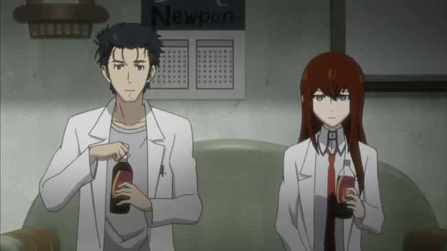 Steins;Gate is listed (or ranked) 4 on the list 15 Exciting Anime That Explore The World of Science