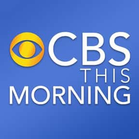 CBS This Morning is listed (or ranked) 19 on the list The Best Current Daytime TV Shows