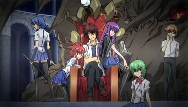 Demon King Daimao is listed (or ranked) 4 on the list The 13 Best Anime Like The Devil Is A Part Timer