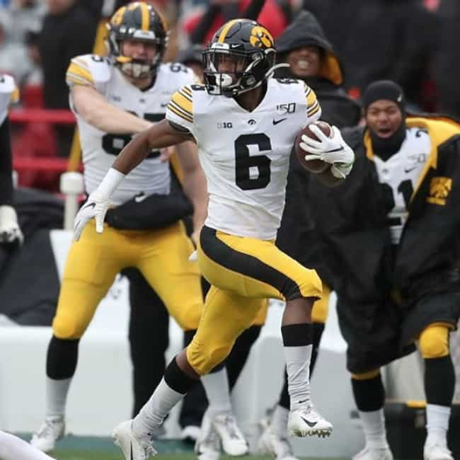 Iowa Hawkeyes football ... is listed (or ranked) 4 on the list College Football Jerseys Even Non-Fans Would Wear