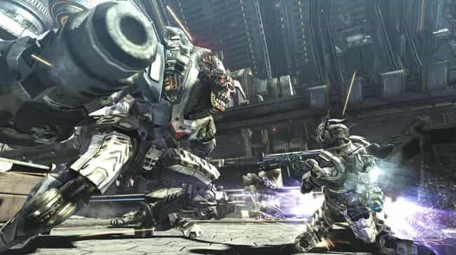 Vanquish is listed (or ranked) 2 on the list The 14 Best Sci-Fi Games You've Never Played