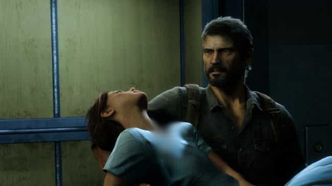 The Last of Us is listed (or ranked) 4 on the list The Most Mind-Shattering Videogame Plot Twists Of All Time