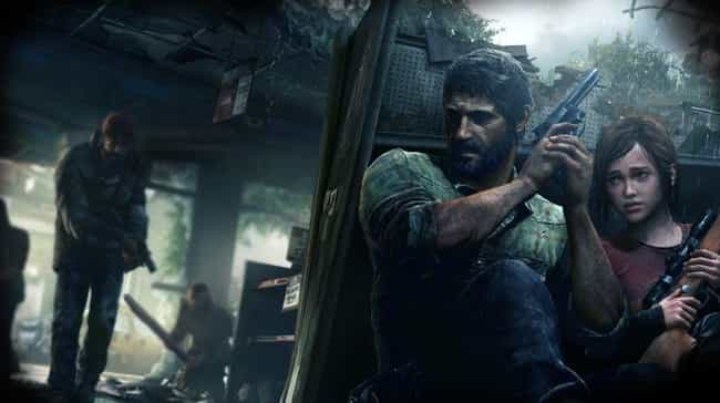 The Last of Us is listed (or ranked) 2 on the list Video Games That Would Make Great TV Series