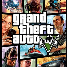 Grand Theft Auto V is listed (or ranked) 1 on the list The 30+ Best PC Action Games on Steam