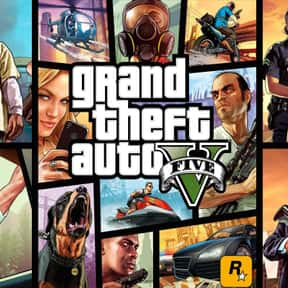 Grand Theft Auto V is listed (or ranked) 2 on the list The Best PlayStation 4 Open-World Games