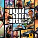 Grand Theft Auto V is listed (or ranked) 3 on the list The Best PlayStation 4 Open World Games