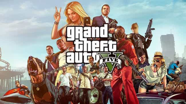 Grand Theft Auto V is listed (or ranked) 1 on the list The Best Cross-Platform Games