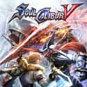 Soulcalibur V is listed (or ranked) 22 on the list The Most Popular Fighting Video Games Right Now