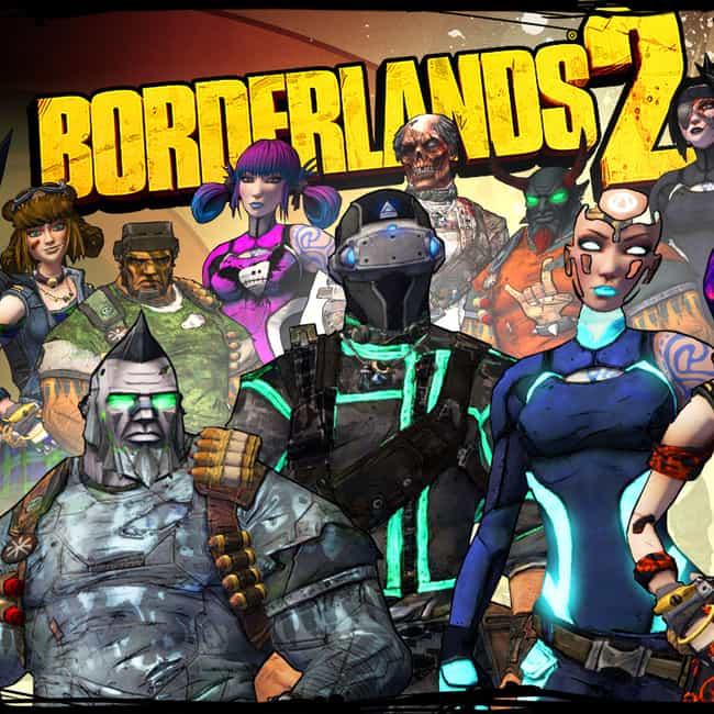 Borderlands 2 is listed (or ranked) 2 on the list The Best DLC Packs