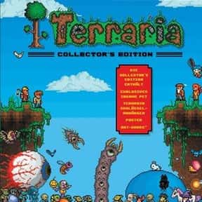 Terraria is listed (or ranked) 8 on the list The 25+ Best PC Multiplayer Games On Steam