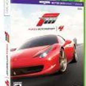 Forza Motorsport 4 is listed (or ranked) 1 on the list The Best Xbox 360 Racing Games of All Time