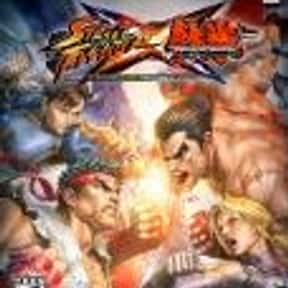 Street Fighter X Tekken is listed (or ranked) 11 on the list The Best Xbox 360 Fighting Games of All Time