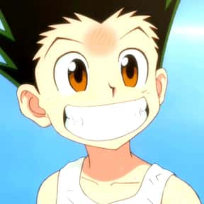 Gon Freecss is listed (or ranked) 12 on the list The Very Best Anime Characters