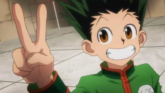 Gon Freecss is listed (or ranked) 2 on the list The 20 Best Taurus Anime Characters Born April 20 - May 20