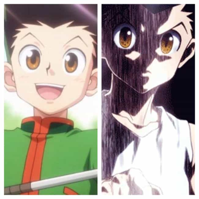 Gon Freecss is listed (or ranked) 1 on the list 15 Chill Anime Characters Who Get Tough When Things Get Serious