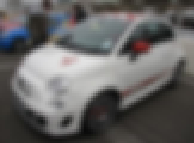 Fiat 500 Abarth is listed (or ranked) 5 on the list The Top Gear: Cars Reviewed on Series 12