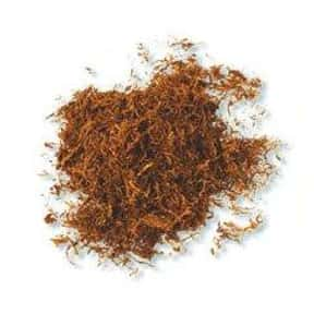 Tobacco leaf extract is listed (or ranked) 25 on the list The Worst Drugs for You