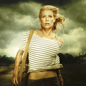 Andrea is listed (or ranked) 5 on the list The Most Irritating Characters on The Walking Dead