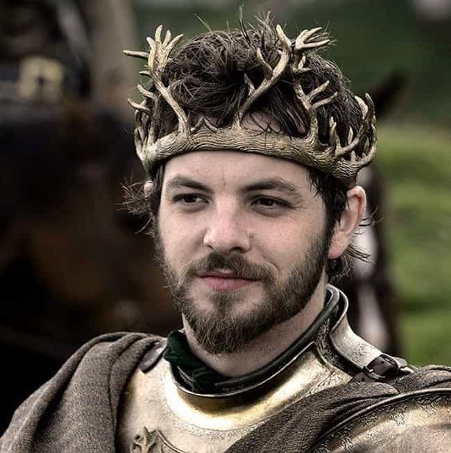 Renly Baratheon is listed (or ranked) 4 on the list The Best Members Of House Tyrell