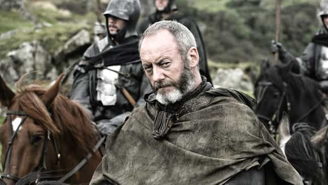 Davos Seaworth is listed (or ranked) 3 on the list The Best Beards on Game of Thrones