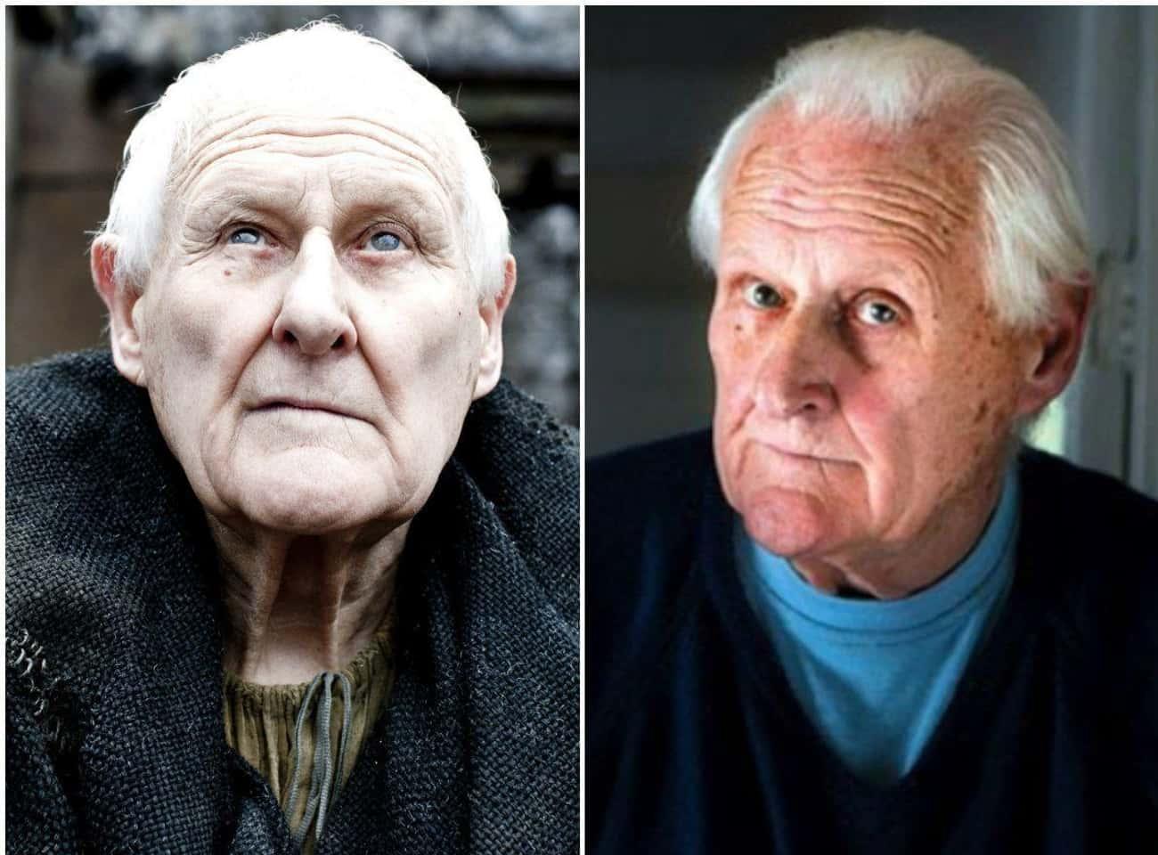 Maester Aemon - Peter Vaughan