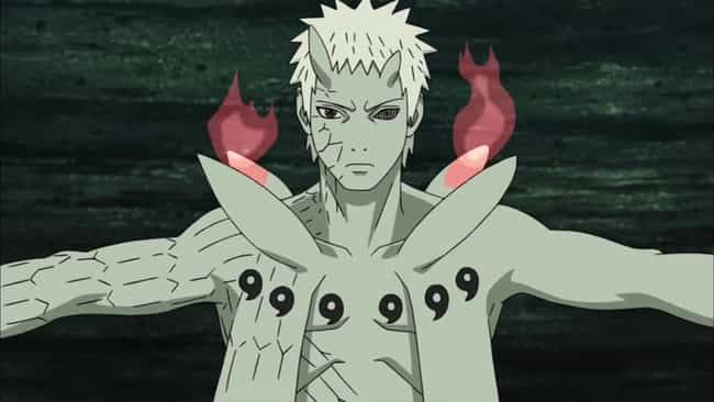 Obito Uchiha is listed (or ranked) 7 on the list The 15 Strongest Naruto Characters Of All Time