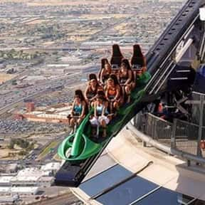 X- Scream is listed (or ranked) 1 on the list The Worst Amusement Park Rides To Get Stuck On