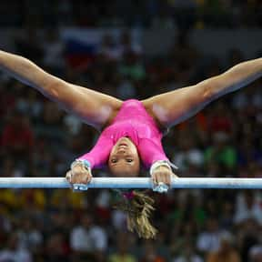 Artistic gymnastics is listed (or ranked) 3 on the list The Best Team Sports for Girls