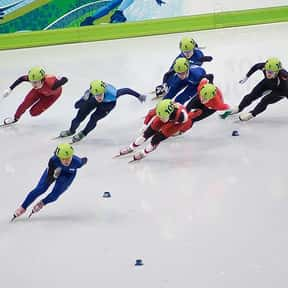 Short Track Speed Skating is listed (or ranked) 10 on the list Your Favorite Winter Olympic Events